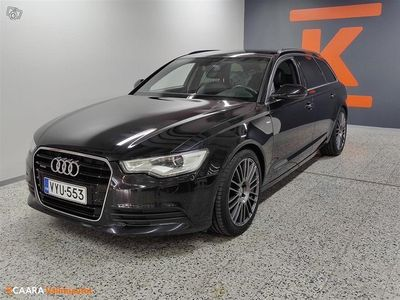 käytetty Audi A6 Avant 3,0 V6 TDI 180 kW quattro S tronic S-line *Navi/Nahat/Bose*