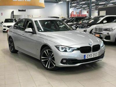 käytetty BMW 330e 330 F30 SedanA Business Sport ** Merkkihuollettu / Prof. navi / LED / Urheiluistuimet / ALV / P. tutkat **