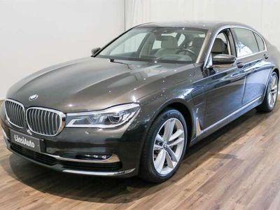käytetty BMW 740 740 G12 Sedan Le iPerformance A xDrive Exclusive** Panorama lasikatto - Harman Kardon Surround Sound
