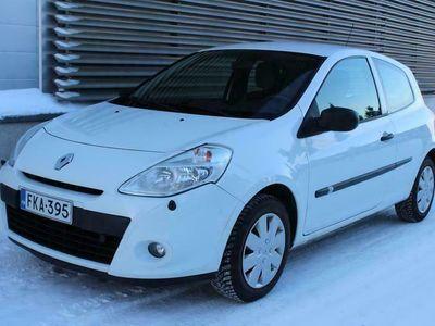 käytetty Renault Clio 3-ov 1,2 16V 75hv 5MT Authentique *korkotarjous 1,9%+kulut*