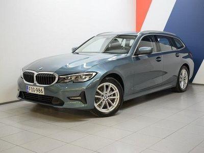 käytetty BMW 320 320 G21 Touring d A xDrive Business *esittelyauto*