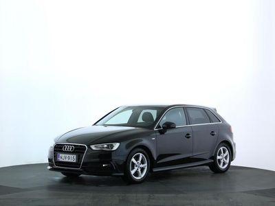 käytetty Audi A3 Sportback Business Sport 1,4 TFSI COD 110 kW ultra S tronic | Rahoitustarjous 2,9 % + kulut | *S-Lin