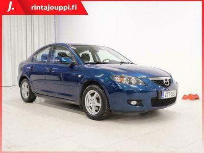 käytetty Mazda 3 Sedan 1,6 Touring 5MT J. kotiintoimitus