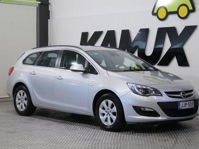 käytetty Opel Astra Sports Tourer Drive 1,4 Turbo ecoFLEX Start/Stop 103kW MT6 / SUOMI_AUTO / TUTKAT / XENON-VALOT /
