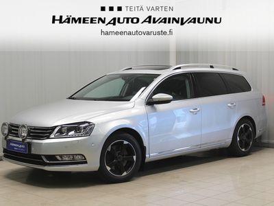 käytetty VW Passat Variant Highline 2,0 TDI 103 kW (140 hv) BlueMotion Technology DSG-automaatti - *PA-läm *Lasikatto