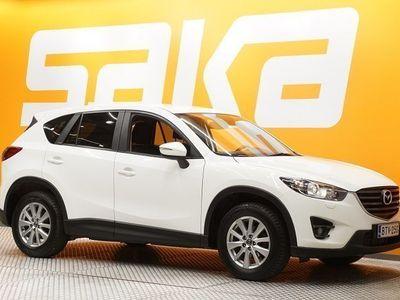 käytetty Mazda CX-5 2,2 (150) SKYACTIV-D Premium 6MT 5ov AWD QF1 ** Suomi-auto / 1-om. / Navi / Sporttipenkit / Vetokouk