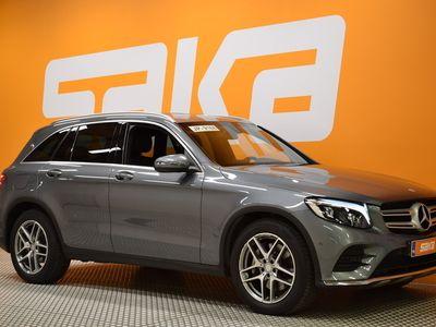 käytetty Mercedes GLC220 d 4Matic AMG Premium Business **Juuri huollettu / Koukku / Navi / Tutkat / Kamera / LED / Sporttip...