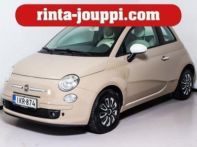 käytetty Fiat 500 Color Therapy 1,2 8v 69 (MY13) - Seuraava katsastus: 28.08.2021