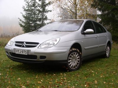 gebraucht Citroën C5 2,0 2001