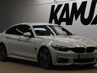 käytetty BMW 420 d Gran Coupé| M-Sport | Shadow-Line | Hifi-äänentoisto | 190hv