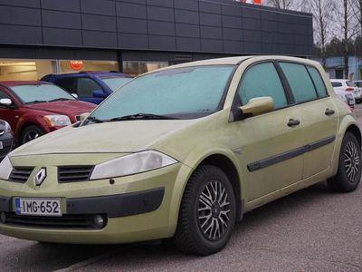 käytetty Renault Mégane 1.6 16V Confort Authentique 5d - Leima loppu!