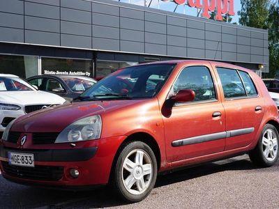 käytetty Renault Clio 1,2 16V Pack Authentique 5d