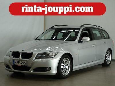 käytetty BMW 318 E91 Touring Business Sport - ** 1-Omisteinen ** SPORT PENKIT ** KOHTUU KILOMETRIT **