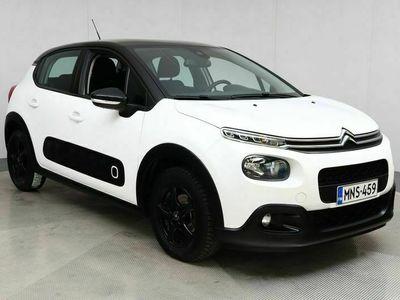 käytetty Citroën C3 PureTech 110 Shine / Kaistavahti / Parkkitutka takana / Aut.Ilmastointi