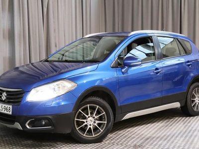 käytetty Suzuki SX4 1,6 VVT 4WD GLX CVT, HYVÄT VARUSTEET!