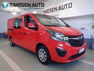 käytetty Opel Vivaro Van Edition L2H1 1,6 CDTI Bi Turbo ecoFLEX 92kW MT6