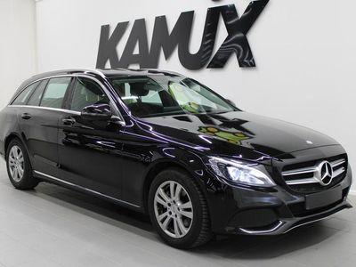 käytetty Mercedes C220 d T A Premium Business #NAVI, SPORTTIPENKIT#