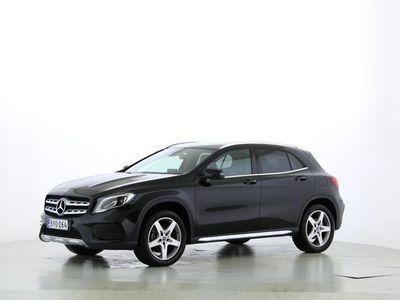 käytetty Mercedes GLA180 A Business AMG - rahoitustarjous 1,9 % + kulut AMG Line, 1-omist.