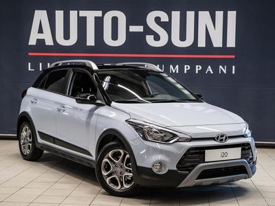 käytetty Hyundai i20 Active Cross Active Cross 1,0 T-GDI 100 hv 7-DCT Black #Uusi ajamaton #Heti toimitukseen #Automaatti