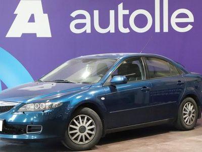käytetty Mazda 6 *POISTOAUTO* 2.0 Sport Elegance 5d V10. Myydään edullisesti.