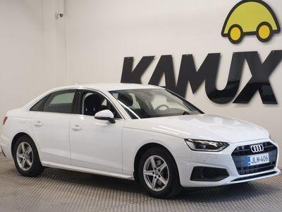 käytetty Audi A4 Sedan Business 35 TFSI 110 kW MHEV S tronic / Suomi-auto / 1. Omistajalta / Käsiraha alk. 0e! /