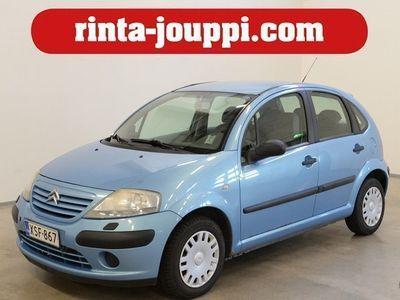 käytetty Citroën C3