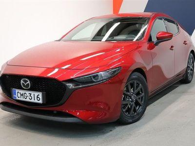 käytetty Mazda 3 Hatchback 2,0 (122 hv) SKYACTIV-G Luxury Business AT HL3Y