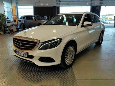 käytetty Mercedes C220 BlueTec T A Premium Business Sporttipenkit / LED /