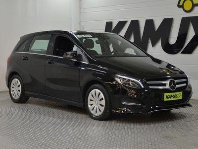 käytetty Mercedes B180 d A Premium Business # Navigointi / Brake Assist / LED-valot / Tehdastakuu voimassa #