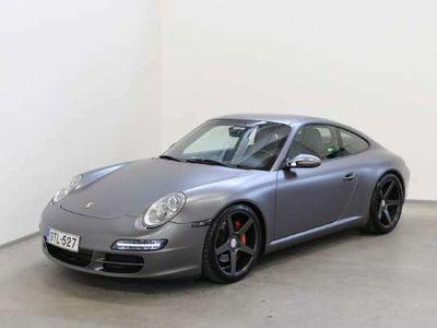 käytetty Porsche 911 Carrera S Coupe Tiptronic S - Upealla huoltohistorialla! Xenon, Täysnahkasisusta, 16-säätöiset istui