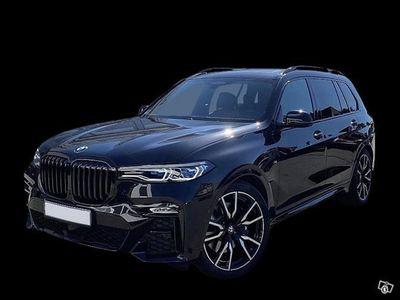 "käytetty BMW X7 xDrive30d M Sport - 265hv - Innovation - Pano - HK - 22"" - Laser - Tehdastakuu"