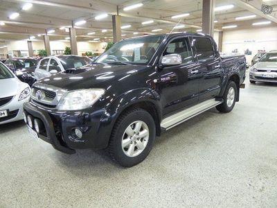 käytetty Toyota HiLux 4WD