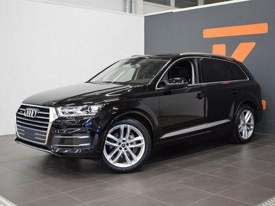 käytetty Audi Q7 3,0 V6 TDI 200 kW quattro tiptronic *Panorama, Lämmitin, HUD, Virtuaali mittaris