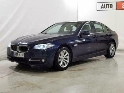 käytetty BMW 520 **KORKO ALK 0.89**520d A xDrive Business Exclusive 140KW 4x4 *KOUKKU *SPORTTIPENKIT *XENON