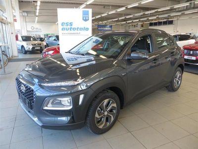 käytetty Hyundai Kona 1,6 hybrid 141 hv 6-DCT Comfort MY20 RAJATTU ERÄ