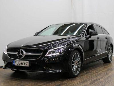käytetty Mercedes CLS220 Shooting Brake d **** Korko 0,99% + min. 1500 EUR takuuhyvitys ****