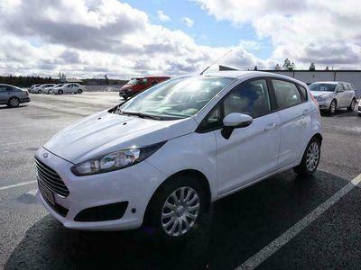 käytetty Ford Fiesta 1,0 80 Start/Stop Trend 5ov # Todella siistissa kunnossa ja hyvin huollettu yksilö # Start&Stop, 2x hyvat renkaat #