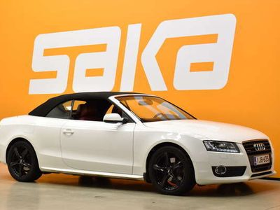 käytetty Audi A5 Cabriolet 2,0 TFSI 155 kW quattro S tronic