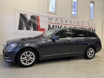 käytetty Mercedes C200 CDI BE T A Premium Business Avantgarde