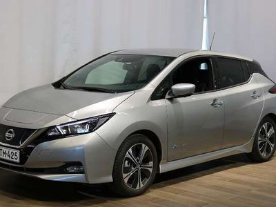 käytetty Nissan Leaf N-Connecta 40 kWh