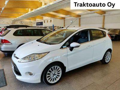 käytetty Ford Fiesta 1,6 120 hv WRC 120 Edition M5 5-ovinen - Korko 1,69 % ja kasko -25% - 1.erä huhtikuussa!