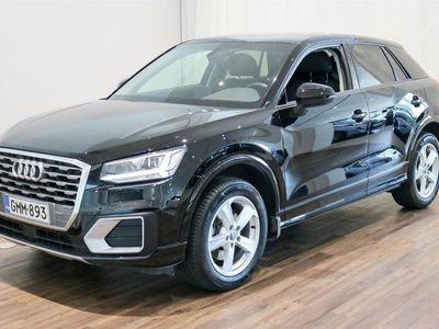 käytetty Audi Q2 Business Sport 1,6 TDI 85 kW S tronic ** LED-ajovalot, täysin LED-tekniikalla toteutetut ajovalot **