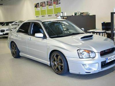 käytetty Subaru Impreza Impreza 4DSEDAN 2.0 WRX / Suomi-auto / Japanracing Vanteet / Juuri Saapunut