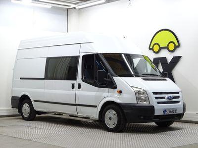 käytetty Ford Transit 300L 2,2TDCi 140 hv Trend N1 Van FWD 4,36 Täyskorkea / ALV / 1Om. Suomi-auto / Ilmastointi /