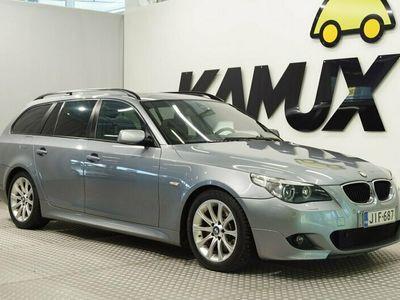 käytetty BMW 535 535 d Farmari (AC) 5ov 2990cm3 A