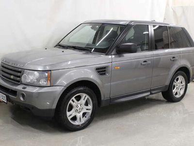 käytetty Land Rover Range Rover Sport 2,7 TDV6 HSE Aut