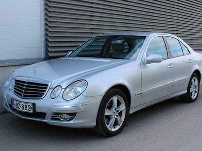 käytetty Mercedes E280 E4Matic Autom. *korkotarjous 1,9%+kulut*
