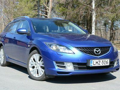 käytetty Mazda 6 Sport Wagon 2,0 Elegance 6MT 5ov WD1