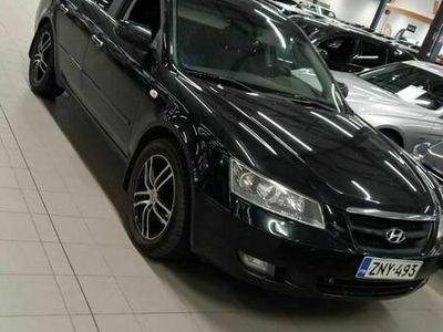käytetty Hyundai Sonata 2,0 CRDi GLS Aut. #JuuriTullut