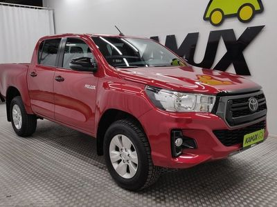 käytetty Toyota HiLux Double Cab 2,4 D-4D 150 4WD Aut / SisAlv / Peruutuskamera